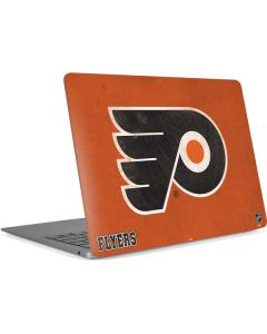 Philadelphia Flyers Distressed Apple MacBook Air Skin