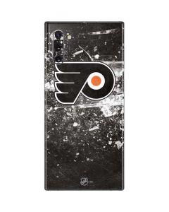 Philadelphia Flyers Frozen Galaxy Note 10 Skin