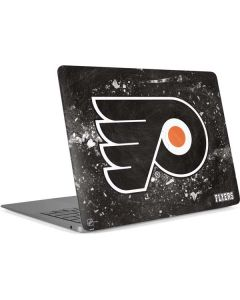 Philadelphia Flyers Frozen Apple MacBook Air Skin