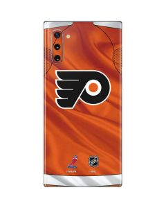 Philadelphia Flyers Jersey Galaxy Note 10 Skin