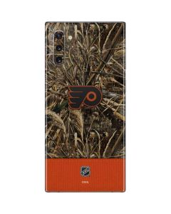 Philadelphia Flyers Realtree Max-5 Camo Galaxy Note 10 Skin