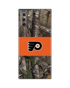 Philadelphia Flyers Realtree Xtra Camo Galaxy Note 10 Skin
