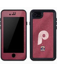 Philadelphia Phillies - Cooperstown Distressed iPhone 7 Waterproof Case