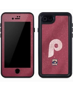 Philadelphia Phillies - Cooperstown Distressed iPhone 8 Waterproof Case