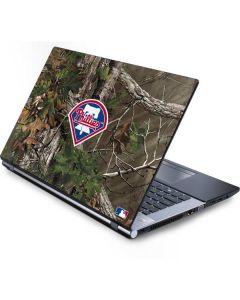 Philadelphia Phillies Realtree Xtra Green Camo Generic Laptop Skin
