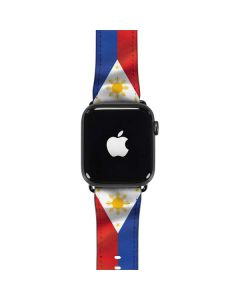 Philippines Flag Apple Watch Band 42-44mm