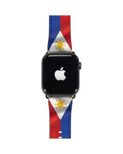 Philippines Flag Apple Watch Case
