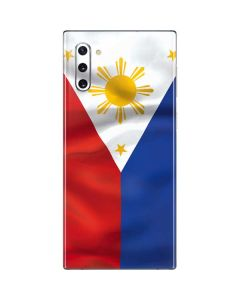 Philippines Flag Galaxy Note 10 Skin