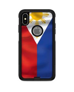 Philippines Flag Otterbox Commuter iPhone Skin