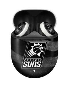 Phoenix Suns Black Animal Print Google Pixel Buds Skin