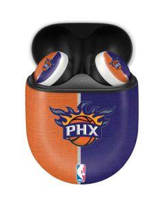 Phoenix Suns Canvas Google Pixel Buds Skin