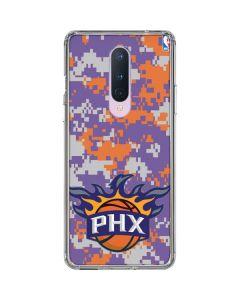 Phoenix Suns Digi Camo OnePlus 8 Clear Case