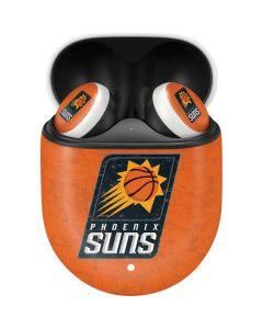 Phoenix Suns Distressed Google Pixel Buds Skin