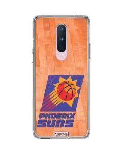 Phoenix Suns Hardwood Classics OnePlus 8 Clear Case