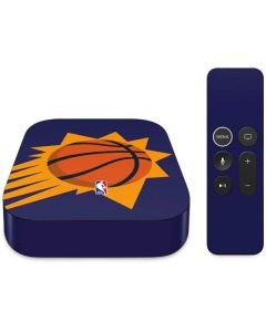 Phoenix Suns Large Logo Apple TV Skin