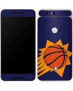 Phoenix Suns Large Logo Google Nexus 6P Skin