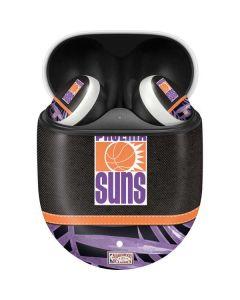 Phoenix Suns Retro Palms Google Pixel Buds Skin