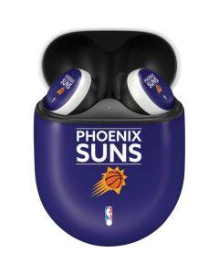 Phoenix Suns Standard - Purple Google Pixel Buds Skin