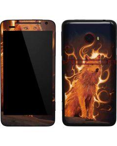 Phoenix Wolf EVO 4G LTE Skin