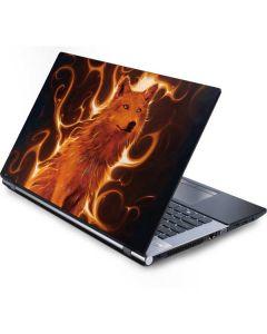 Phoenix Wolf Generic Laptop Skin