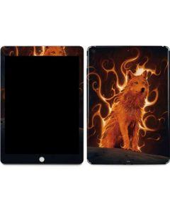Phoenix Wolf Apple iPad Skin