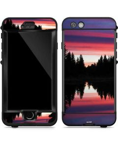 Pink and Blue at Sunset LifeProof Nuud iPhone Skin