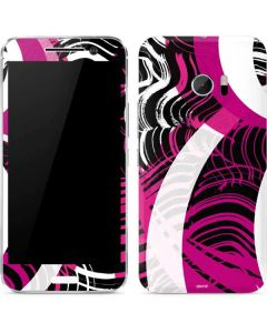 Pink and White Hipster 10 Skin