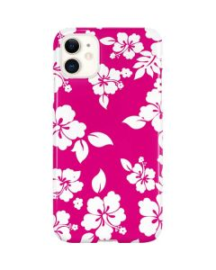 Pink and White iPhone 11 Lite Case