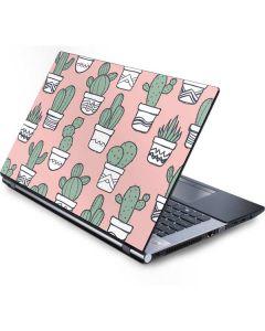Pink Cactus Generic Laptop Skin
