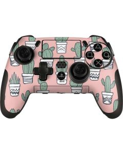 Pink Cactus PlayStation Scuf Vantage 2 Controller Skin