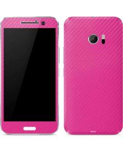 Pink Carbon Fiber 10 Skin