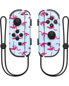 Pink Flamingos Nintendo Joy-Con (L/R) Controller Skin