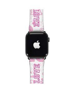 Pink Lover Apple Watch Case