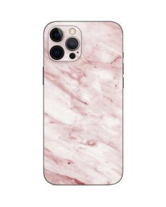 Pink Marble iPhone 12 Pro Max Skin