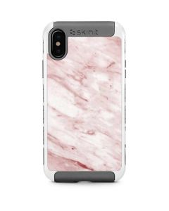 Pink Marble iPhone X/XS Cargo Case