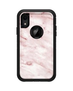 Pink Marble Otterbox Defender iPhone Skin