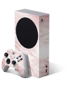 Pink Marble Xbox Series S Bundle Skin