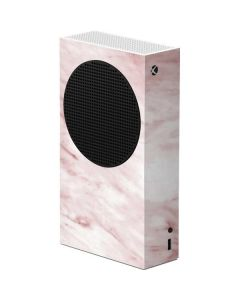 Pink Marble Xbox Series S Console Skin