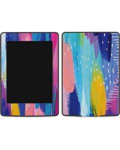 Pink Sparkle Brush Stroke Amazon Kindle Skin