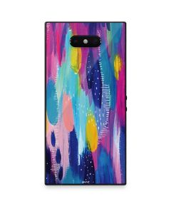 Pink Sparkle Brush Stroke Razer Phone 2 Skin