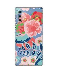 Pink Spring Flowers Galaxy Note 10 Skin