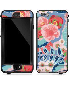 Pink Spring Flowers LifeProof Nuud iPhone Skin