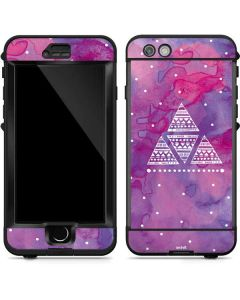 Pink Tribal Euphoria LifeProof Nuud iPhone Skin