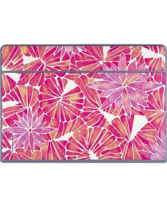 Pink Water Lilies Galaxy Book Keyboard Folio 12in Skin