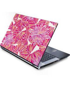 Pink Water Lilies Generic Laptop Skin