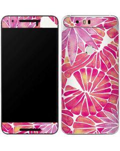 Pink Water Lilies Google Nexus 6P Skin