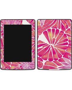 Pink Water Lilies Amazon Kindle Skin