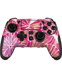 Pink Water Lilies PlayStation Scuf Vantage 2 Controller Skin