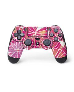 Pink Water Lilies PS4 Pro/Slim Controller Skin