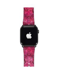 Pink Zen Apple Watch Band 42-44mm